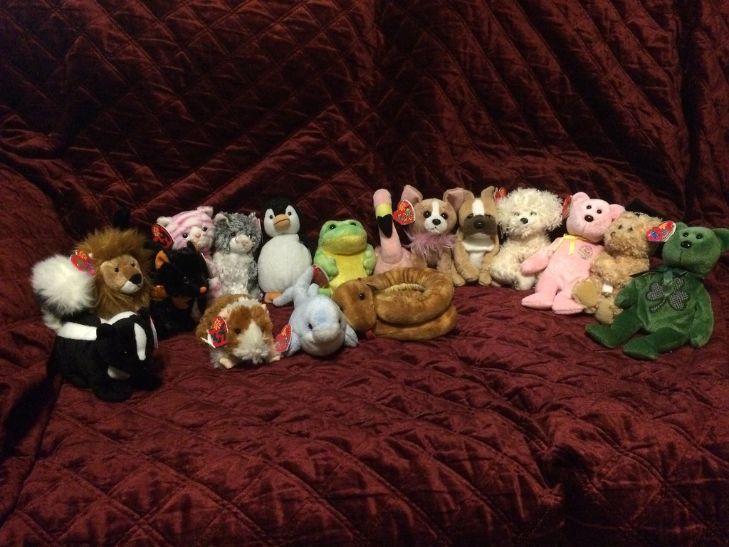 3c7aae022 Beanie Baby 2.0 Collection (Beanies and Webkinz 457) Tags  bear dog baby st