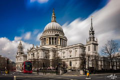 St Paul's Cathedral (Nic Taylor Photography) Tags: longexposure london architecture zeiss sony carlzeiss architecturalphotography 2470mm ndfilter 2470mmf28 sonyalpha a7r 10stopndfilter variosonnart282470 zeiss2470f28 carlzeiss2470mmf28 sonya7r sonyilce7r