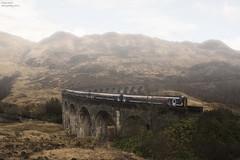 Glenfinnan (handmiles) Tags: bridge trees mountains colour fog rural train scotland countryside crossing sony curves transport wideangle arches scotrail viaduct hills scot tamron scotish nikfilters gradfog tamron1024mm graduatedfog 4carunit sonya77m2 sonya77mark2 mileshandphotography2016