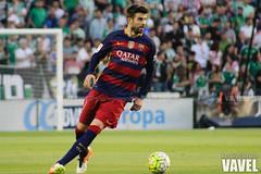 Betis - Barcelona 055 (VAVEL Espaa (www.vavel.com)) Tags: fotos bara rbb fcb betis 2016 fotogaleria vavel futbolclubbarcelona primeradivision realbetisbalompie ligabbva betisvavel barcelonavavel fotosvavel juanignaciolechuga
