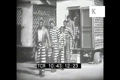 Chain gang in the old days (asiancuffs) Tags: prison handcuffs arrested arrest prisoner handcuffed