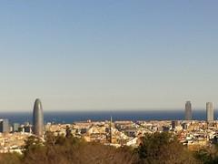 Vistas de Barcelona desde el Guinard (bcnbelu84) Tags: barcelona skyline mar torreagbar hotelarts torremapfre skylinedebarcelona