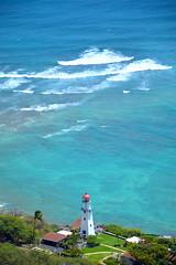 Keeping watch (Saumya Kandoi) Tags: lighthouse oahu diamondhead