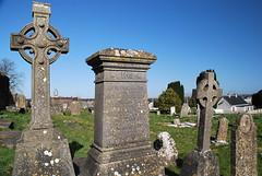 ballinasloe_146 (HomicidalSociopath) Tags: ireland cemetery architecture spring nikon crosses april ballinasloe d60