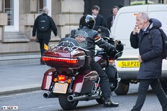 Harley Davidson Eglide ul FLHTK 1690 14 Glasgow 2016 (seifracing) Tags: europe cops britain glasgow 14 transport security harley vehicles event british emergency davidson polizei spotting ul strathclyde brigade ambulances polizia ecosse 2016 1690 eglide seifracing flhtk