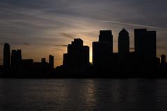 shardlet (mjwpix) Tags: sunset silhouette canarywharf riverthames vapourtrails canonef50mmf14usm theshard canoneos5dmarkiii michaeljohnwhite mjwpix shardlet