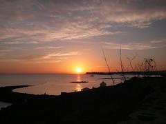 Sonnenuntergang in Playa Blanca (libra1054) Tags: sunset vacation vacances spain espanha tramonto sonnenuntergang outdoor urlaub espana prdosol holliday espagne vacaciones playablanca vacanza spanien spagna islascanarias puestadelsol coucherdusoleil