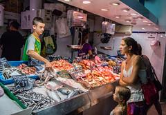 Pere Garau Market, Palma (Adri Pez) Tags: espaa woman fish shop kids island islands mujer spain market nios mercado tienda pescado mallorca palma pere isla islas tenda majorca baleares illa mercat balearic peix espanya balears pescadera illes garau peixeteria