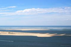 Sandbank (Damien ) Tags: france de dune sable du atlantic banc sandbank pyla