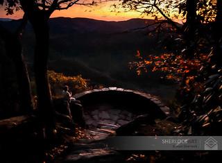 Blue Ridge Overlook- 2011