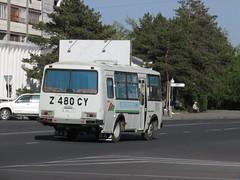 -32053 (stanislavkruglove) Tags: bus astana 2016 pavlodar   32053