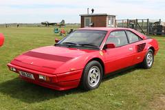 Ferrari Mondial (R.K.C. Photography) Tags: uk england classic car italian 1984 duxford cambridgeshire airfield iwm ferrarimondial canoneos100d uia227 duxfordspringcarshow2016