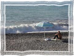 aspettando l'estate (mareblu2013) Tags: mare estate spiaggia ombrellone