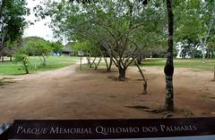 Parque Memorial Quilombo dos Palmares-Alagoas. (nariobarbosa) Tags: africa parque brasil afro negro brazilian sangue zumbi alagoas luta raca porai parquememorialquilombodospalmares