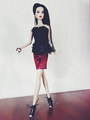 Ayumi Power house  NuFace Fashion Royalty (super.star.76) Tags: house fashion power royalty ayumi nuface