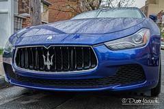Maserati Ghibli S Q4 (Karlgoro1) Tags: camera new york city car sport digital lens t sony s e vehicle ghibli alpha za f4 maserati oss q4 variotessar mirrorless a6300 1670mm sel1670z variotessart41670 ilce6300
