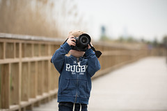 Learning Photography (c_slavik) Tags: family portrait love kids youth happy photography child son learning teaching lessons