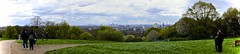 Parliment Hill, Hampstead Heath (I M Roberts) Tags: panorama london cityscape hampsteadheath parliamenthill fujix100s