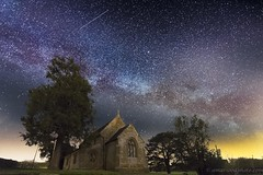 The Milky Way - Adstone, Northamptonshire (Amar Sood) Tags: nightphotography church night skyscape landscape nikon northamptonshire astro astrophotography nikkor milkyway d610 1424