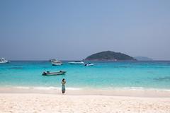 Similan Islands (Caroline Groneberg) Tags: strand thailand nationalpark sand meer insel andamansea similanisland