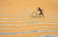 playtime (dr.ms_haque) Tags: boy people color canon pattern child play place geometry line kkk bangladesh