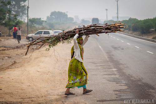 Ciężka praca kobiet