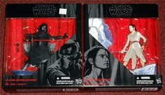 K-Mart - Exclusive Starkiller Base (Darth Ray) Tags: 6 black star inch rey ren series wars figures base exclusive kmart hasbro kylo starkiller