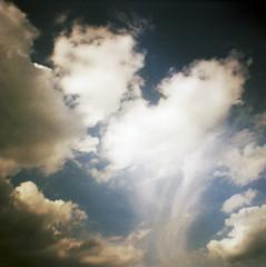 Sky and Clouds (mcdeck) Tags: sky cloud film analog 35mm mini an ishootfilm diana analogue filmisnotdead dianamini