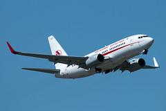 Air Algrie (sabian404) Tags: cn portland airport air international pdx boeing algerie combi algrie 737 ln b737 737700 kpdx 5862 61340 7tvks 7377d6c boe721