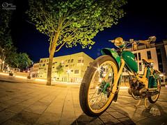 Simson SR2 Bj. 1957 (Onkel Hans Foto & Design) Tags: moped markt simson sr2