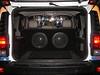 Vue Ultra Lounge H2 Hummer Limo (California Custom Sounds) Tags: limo diamond hummer h2 kenwood californiacustomsounds