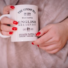 006/365+1 - Easy comforts (Joana Cardoso | Photography) Tags: pink light red cup self square holding hands soft hand tea fingers softness naturallight nails squareformat simplicity blanket mug 365 conceptual simple sick hold 3651 365project joanacardoso joanacardosophotography