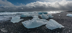 Diamonds And The Sunshine (Mujahid's Photography) Tags: landscape iceland april jkulsrln icelandic glacierlagoon 2015 nikond800 mujahidurrehman mujahidsphotography wwwmujahidurrehmancom