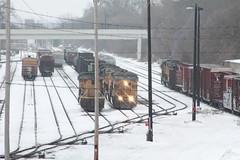 UP 7028 (CC 8039) Tags: up minnesota st paul south trains ac44cw ac6000