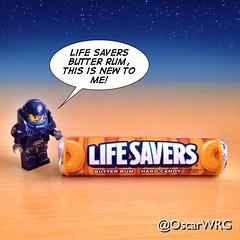 #LEGO_Galaxy_Patrol #LEGO #ButterRum #LifeSavers #Candy #LifeSaversCandy #Wrigley #HardCandy @lego_group @lego @bricknetwork @brickcentral (@OscarWRG) Tags: candy lego wrigley lifesavers hardcandy butterrum lifesaverscandy legogalaxypatrol