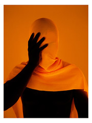 without a face (Vasya Gavrilov) Tags: portrait art colors photography photo neon shadows uv minimal minimalism conceptual ultraviolet colorlight