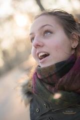 Light Faeries (jazzymatt) Tags: winter portrait cold color art nature girl 50mm lights nikon colorful natural nophotoshop termszet szn nomakeup tl sznek portr lny fnyek hideg sznes d7100 termszetes