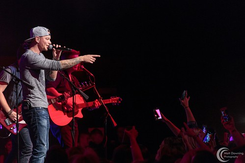 Kane Brown - January 8, 2016 - Hard Rock Hotel & Casino Sioux City