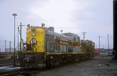 EL Alco RS3 1051 (Chuck Zeiler) Tags: railroad el locomotive erie lackawanna 1051 alco rs3