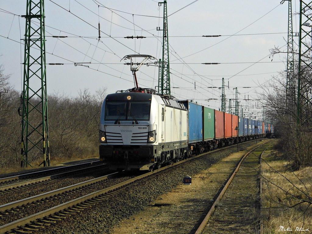 PCW 193 820 (Márton Botond) Tags: train lumix hungary transport siemens  panasonic locomotive