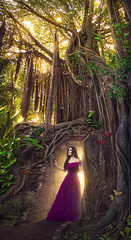 The Secret Doorway (Robert Cornelius Photography) Tags: lighting light portrait woman girl leaves lady fairytale forest photoshop manipulated garden painting photography photo fantastic vines colorful pretty arch photographer florida maroon photoshopped secret magic moth roots makeup vine manipulation luna doorway fantasy photograph portraiture moths archway keywest magical myth particles photoshopping manipulate fantastical photoshopper robertcorneliusphotography karamarkley