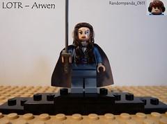 Arwen (randompanda_0611) Tags: lego fig lord lotr rings fantasy figure minifig minifigs hobbit figures tolkien figs minifigure the minifigures of