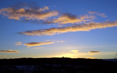 King`s Park Sunset (22) (lairig4) Tags: sunset snow scotland stirling kingspark gillieshill