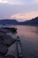 Sunset, Luang Prabang, Lao, Laos (ARNAUD_Z_VOYAGE) Tags: street city building art beach nature architecture landscape asia state action country capital southern portion southeast laos peninsula region rpublique department lao indochina municipality populaire dmocratique