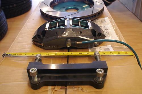 Project Mu Brakes