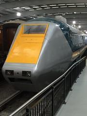 Locomotion Shildon (FrMark) Tags: apt train tilting