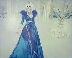Rivoli (Eva Muse (Ch4ntal ) MISS SL  Ireland) Tags: blue winter beauty model moda royal blogger secondlife virtual swank rivoli jumo fasgionblog