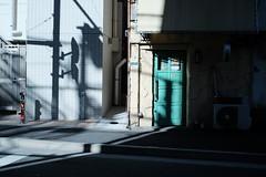 (kobadai53) Tags: street door shadow color tokyo snap fujifilm asakusa xf35 xt1