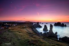 Los Urros (Vincent [Vicente Martnez]) Tags: costa marina landscape playa paisaje cantabria costaquebrada losurros