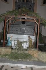 Pesebre del templo. 16 diciembre 2013 (Parroquia San Vicente de Pal) Tags: navidad pesebre mataderos iglesiacatlica arquidicesisdebuenosaires parroquiasanvicentedepal